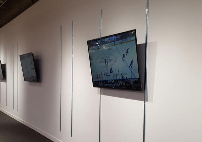commercial tv mounting and installation service edmonton